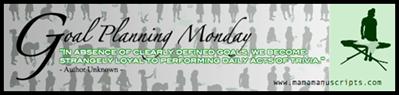 Goal Planning Monday~February 28