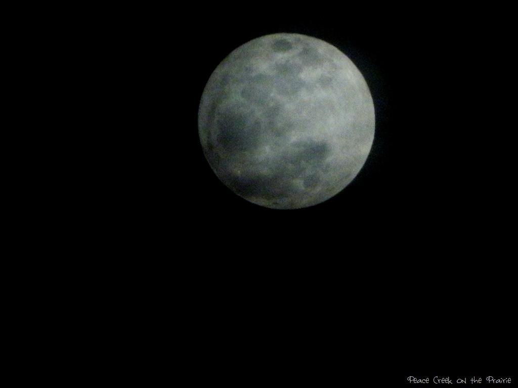 Super Moon May 5