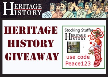 Heritage History CD Giveway
