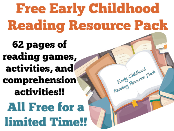 FreeEarly Childhood Resource Pack